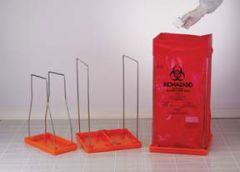 Bel-Art™ SP Scienceware™ Clavies™ Biohazard Bag Holders 69.6cm