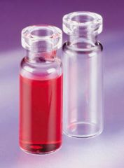 Fisherbrand Standard Opening 2mL Crimp-Top Vials