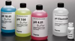 Thermo ScientificTM OrionTM Certified Color-Coded pH Buffers pH 4.01