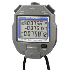 Traceable® 300 Memory All Function Stopwatch