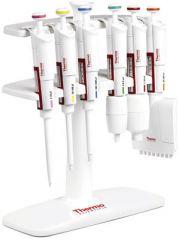 Thermo Scientific™ Finnpipette™ F-Stand, Linear Stand, 6 Positions, White