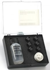 Membrane Kit For 13-620-SSP. Includes (6) Membrane Caps, Polishing Disk, And Electrolyte Filling Solution