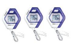 Traceable® Kaleidoscope Stopwatch, Blue, 3-pack