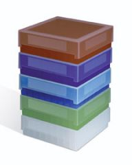 Fisherbrand 81-Place Polypropylene Cryo Storage Boxes