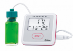 Fisher Scientific Traceable Sentry Thermometer with Bottle