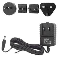 International AC Adaptor - 4000, 4080, 4085, 6412, 6413, 6430 series, 6440 series