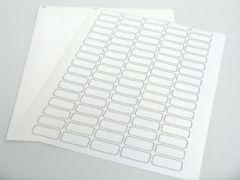 Fisherbrand Micryo Dots and Strips for Cryo Storage - Laser Printer Sheets