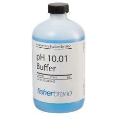 Fisherbrand™ accumet™ pH 10.01 Buffer Solution (Blue), 480 mL