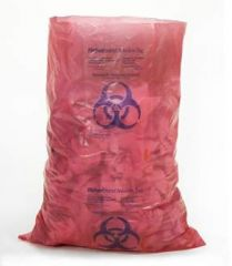 Fisherbrand Polyethylene Biohazard Autoclave Bags without Sterilization Indicator