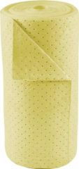Fisherbrand Chemical Yellow Absorbent Roll - FB CHEM ROLL, 30 X150 SINGL