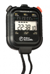 STOPWATCH 3-BUTTON FISHER