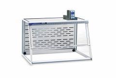 "2' Protector XVS Ventilation Station, 32"" High, with Guardian 1000 Digital Airflow Monitor, 230V, 50/60Hz"