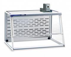 "2' XPert Balance Enclosure with Guardian 1000 Digital Airflow Monitor, 32"" tall, 230V, 50/60Hz"