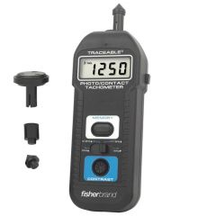 Traceable® Photo/Contact Tachometer