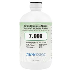 Traceable® pH Standard Certified Reference Material (CRM) 7.000 each