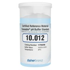 Traceable® pH One-Shot™ Standard Certified Reference Material (CRM) 10.012 (pack of 6)