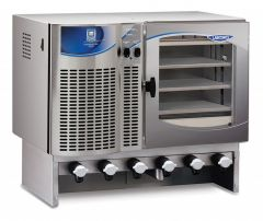 PuriCare Dual Access Laminar Flow Cabinet, two sashes open, 230V, 50/60Hz