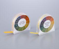 pH Test Paper 046.55, pH 1.0-14.0, 7mmx5m