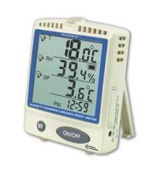 (6404)Humidity/Temp/Dew Pt Meter (0 to 50DegC)