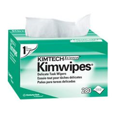 Kimtech Science Kimwipes EX-L Wipes, 11x21cm (280/pk)