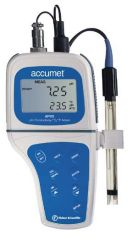 Fisher Scientific™ accumet™ AP85 Portable Waterproof pH/Conductivity Meter