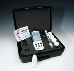 Fisher Scientific™ accumet™ AP125 Portable pH/Ion/mV/Temperature Meter
