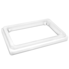 AP-96, 2 adapters for 96-well semi-skirted and non-skirted PCR plates