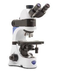 Trinocular metallurgical microscope, IOS, multi-plug
