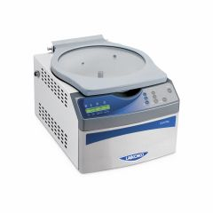 CentriVap Benchtop Centrifugal Vacuum Concentrator with acrylic lid