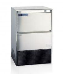 LABCOLD CUBE ICE MACHINE, 81Kg/day, storage 35Kg