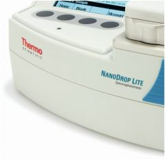 NanoDrop Lite with power supply, no power cord