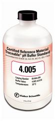 Traceable® pH Standard Certified Reference Material (CRM) 4.005 each