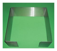 Platform risers for rack in vapor phase storage