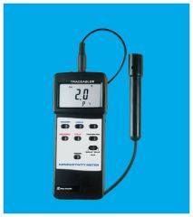 Traceable® Dual Display Cond. Meter w/RS-232 Output