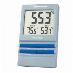 Traceable®  Alarm RH/Temperature Monitor with Ambient Sensor