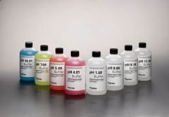Thermo ScientificTM OrionTM Certified Color-Coded pH Buffers pH 9.18