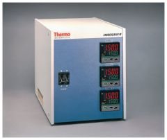 Thermo Scientific Controllers for Lindberg/Blue M 1200°C Tube Furnaces Three-zone; Center zone: A, End zones: A; OTC