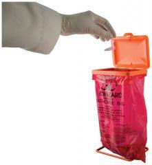 Poxygrid Benchtop Biohazard Bag Holder