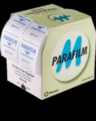 Bemis™ Parafilm™ M Laboratory Wrapping Film, 4in x 125ft