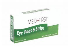 Medique Unitized Eye Pads