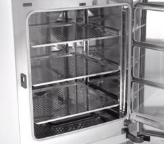 5-90% O2 control with 3 door inner gas tight screen door