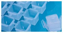 Thermo Scientific™ Shandon™ Peel-A-Way Disposable Embedding Molds, 1.2 x 0.87 x 0.79 in. (30 x 22 x 20mm)