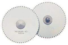 Thermo Scientific™ Shandon™ Round Autopsy Saw Blade