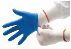 Thermo Scientific™ UltraFIT™ Nylon Glove Liners, Medical, Large