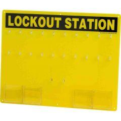 Brady™ Department Lockout Station