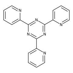 2,4,6-Tri(2-pyridyl)-s-triazine, 99%, ACROS Organics™