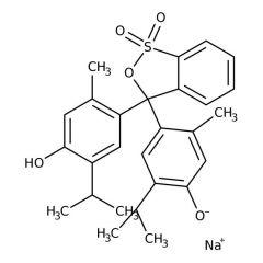 Thymol Blue Indicator, 0.4% (w/v) Aqueous Solution, Ricca Chemical