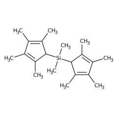 Bis(2,3,4,5-tetramethyl-2,4-cyclopentadiene-1-yl)dimethylsilane, +95%, ACROS Organics™