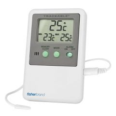 Fisherbrand™ Traceable™ Digital Thermometers with Short Sensors