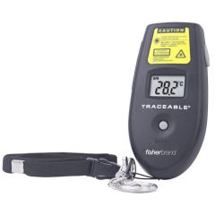 Fisherbrand™ Traceable™ Infrared Thermometer with Wristband, Traceable Infrared Thermometer w/ Wristband